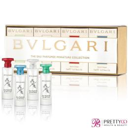BVLGARI 寶格麗 茶系列小香禮盒(5mlX4)-公司貨